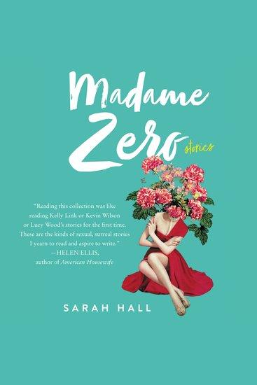 Madame Zero - 9 Stories - cover