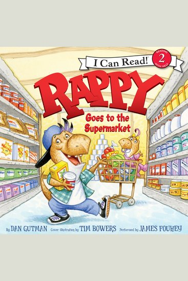 Rappy Goes to the Supermarket - cover