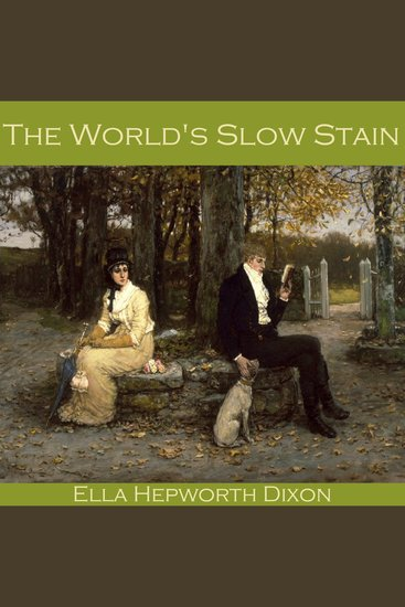 The World's Slow Stain - cover