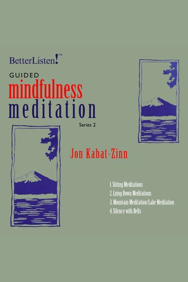 Guided Mindfulness Meditation Series 2 - cover