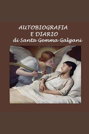 Autobiografia e diario di Santa Gemma Galgani - cover