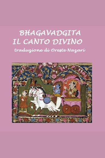 Bhagavadgita: Il canto divino - cover