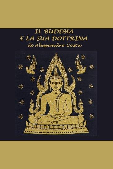 Buddha e la sua dottrina Il - cover