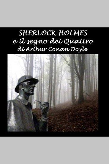 Sherlock Holmes e il segno dei quattro - cover