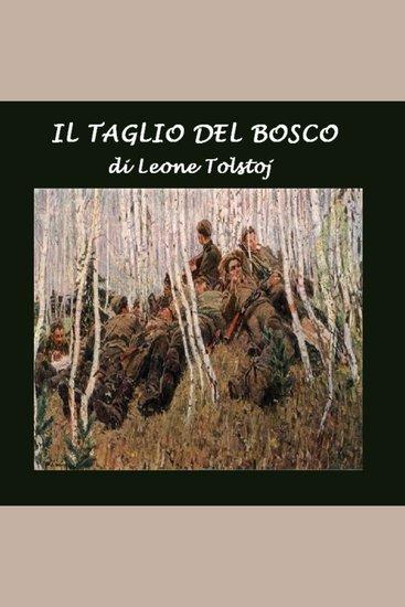 Taglio del bosco Il - cover