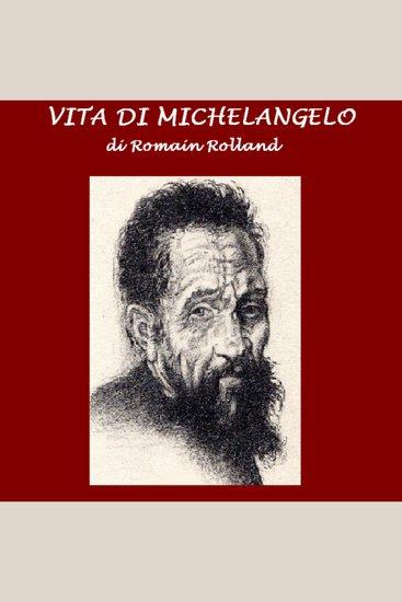 Vita di Michelangelo - cover