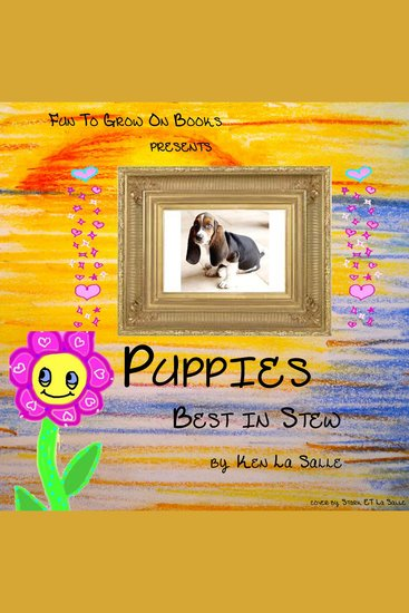 Puppies: Best in Stew - cover