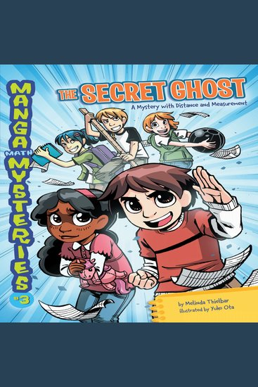 The Secret Ghost - A Mystery with Distance and Measurement - cover