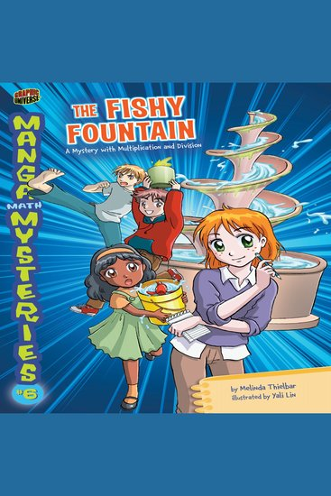 The Fishy Fountain - A Mystery with Multiplication and Division - cover