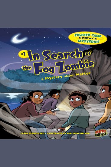 In Search of the Fog Zombie - A Mystery about Matter - cover