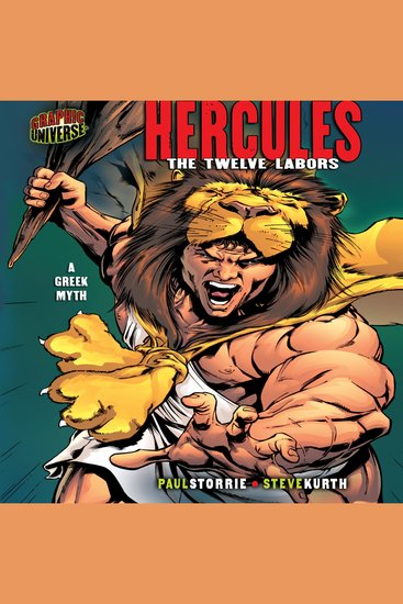 Hercules - The Twelve Labors - a Greek Myth - cover