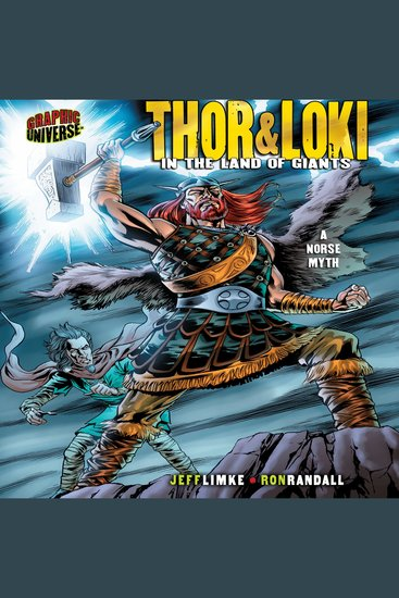 Thor & Loki - In the Land of Giants: a Norse Myth - cover