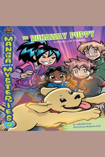 The Runaway Puppy - A Mystery with Probability - cover