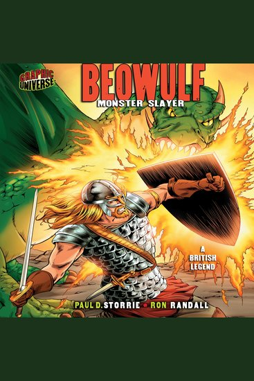Beowulf - Monster Slayer: a British Legend - cover