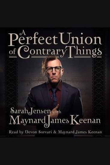 Perfect Union of Contrary Things A - cover