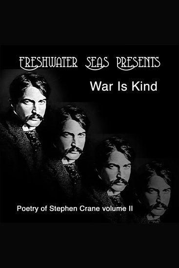 War Is Kind - Poetry of Stephen Crane - cover