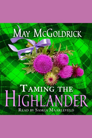 Taming the Highlander - cover
