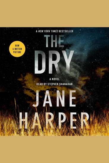 The Dry - A Novel - cover