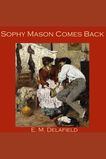 Sophy Mason Comes Back - cover