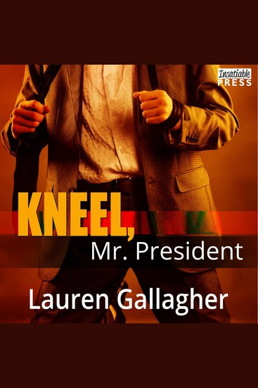 Kneel Mr President - cover