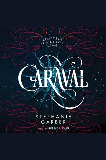 Caraval - cover