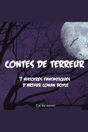 7 nouvelles fantastiques de Sir Arthur Conan Doyle - cover