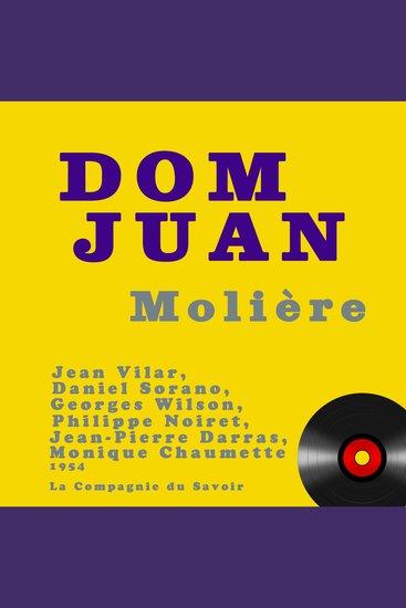 Dom Juan - cover