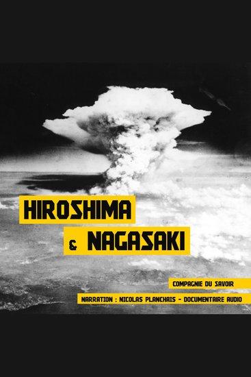 Hiroshima et Nagasaki - cover