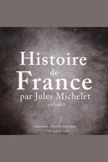 Histoire de France par Jules Michelet - cover