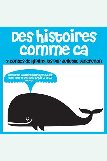 Histoires Comme Ca - Les plus beaux contes pour enfants - cover