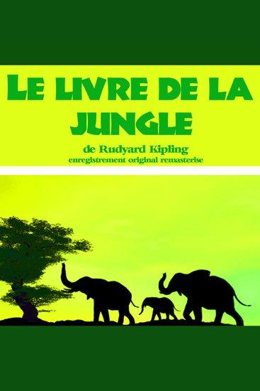 Le livre de la jungle - Les plus beaux contes pour enfants - cover