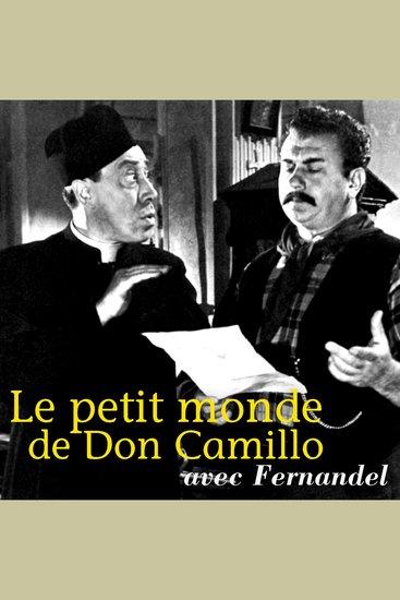 Le petit monde de Don Camillo - cover