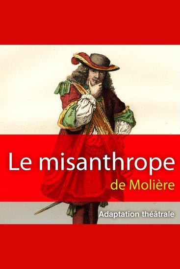 Le misanthrope - cover