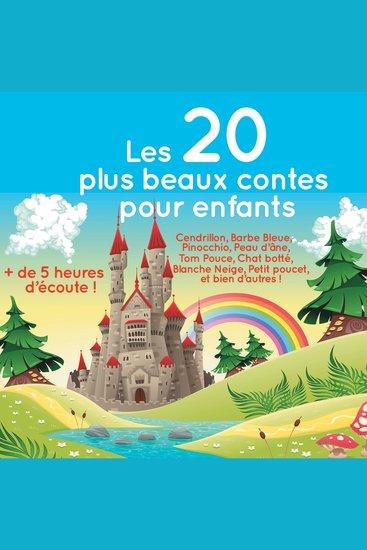 Les 20 plus beaux contes pour enfants - cover