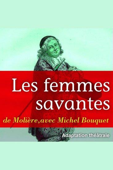 Les femmes savantes - cover