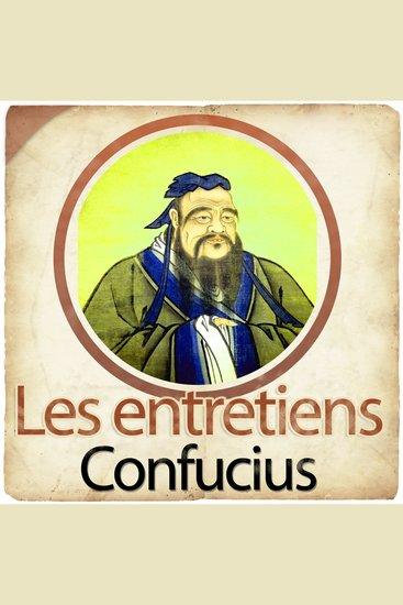 Les entretiens de Confucius - cover