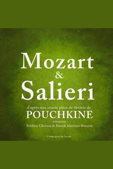 Mozart & Salieri - cover
