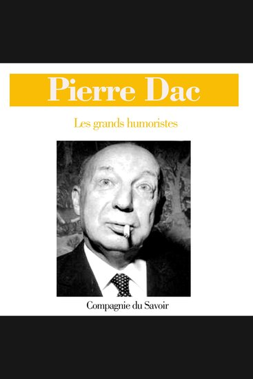 Pierre Dac - cover