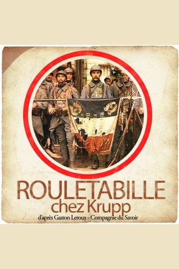 Rouletabille chez Krupp - Les enquêtes de Rouletabille - cover