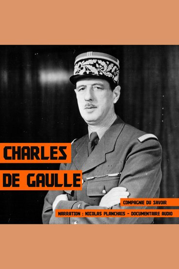 Charles de Gaulle - cover
