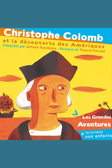 Christophe Colomb - cover