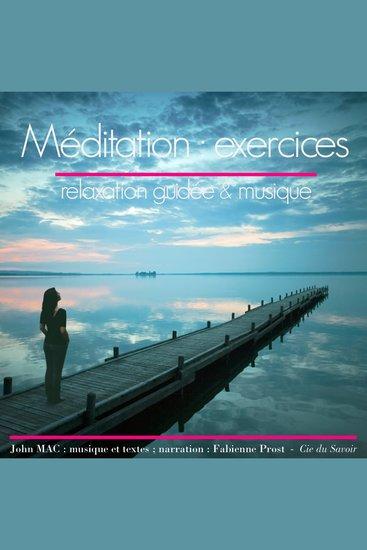 Exercices de méditation - cover