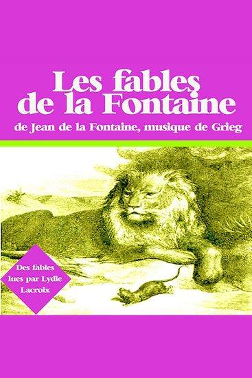 Fables de La Fontaine - Les plus beaux contes pour enfants - cover
