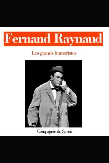 Fernand Raynaud - cover