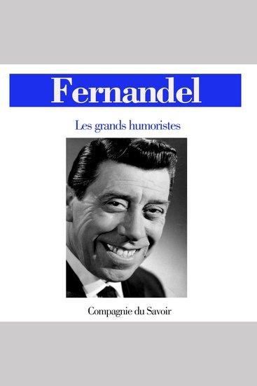 Fernandel - cover