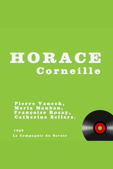 Horace - cover