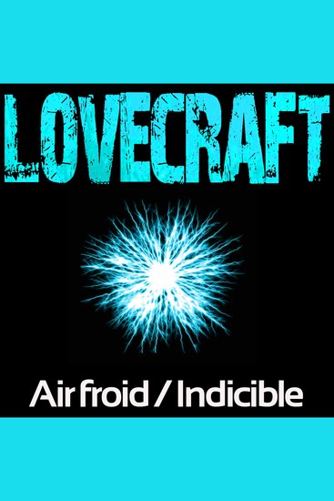 Indicible Air Froid - cover