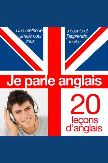 Je parle anglais (initiation) - cover