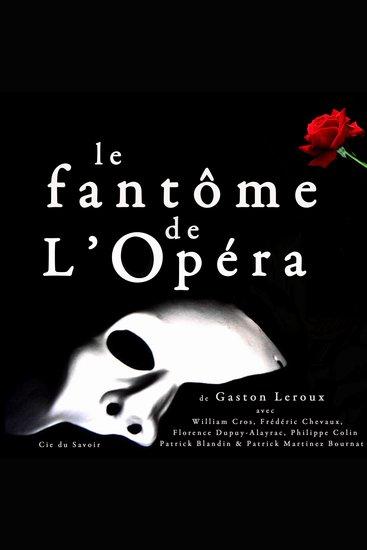 Le fantôme de l'Opéra - cover