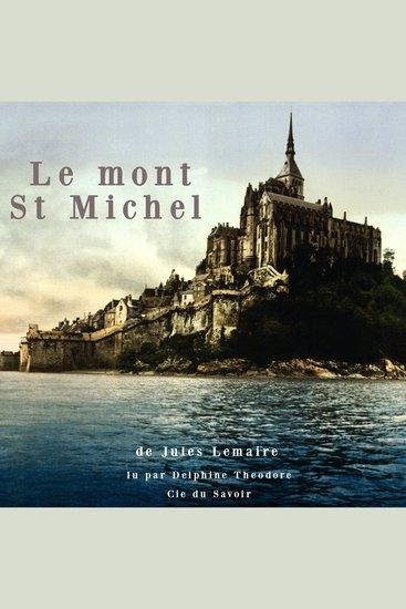 Le Mont Saint-Michel - cover